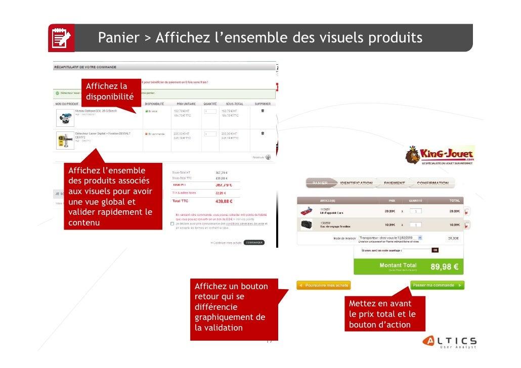 Panier > Affichez l'ensemble des visuels produits    Affichez la    disponibilitéAffichez l'ensembledes produits associésa...