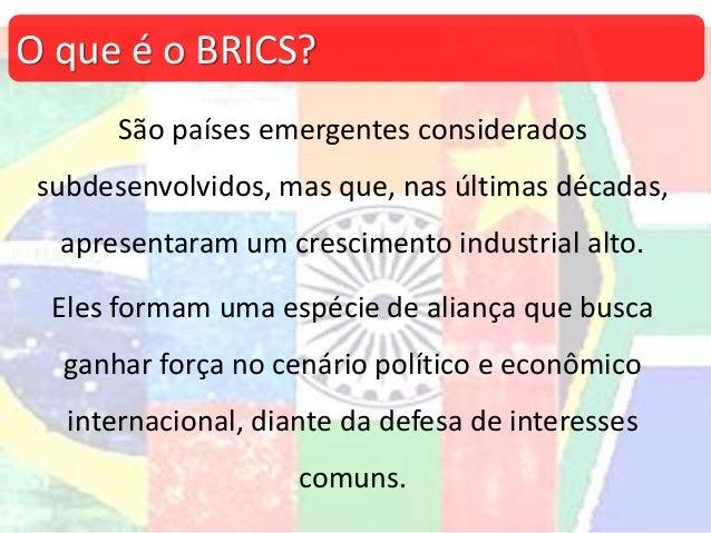 BRICS Slide 3