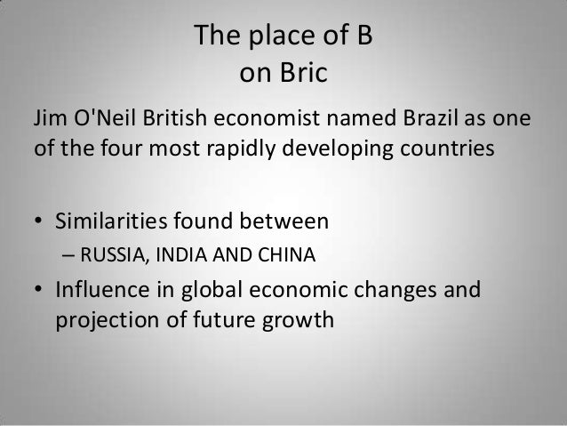 brics and mitsk project for brazil Brics brics is the acronym for an association of five major emerging national economies: brazil, russia, india, china, and south africa the grouping was originally known as  bric  before the inclusion of south africa in 2010.