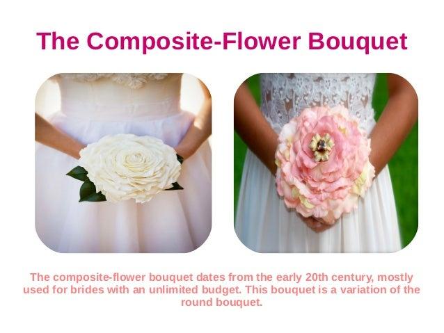 12 Bridal Bouquet Types