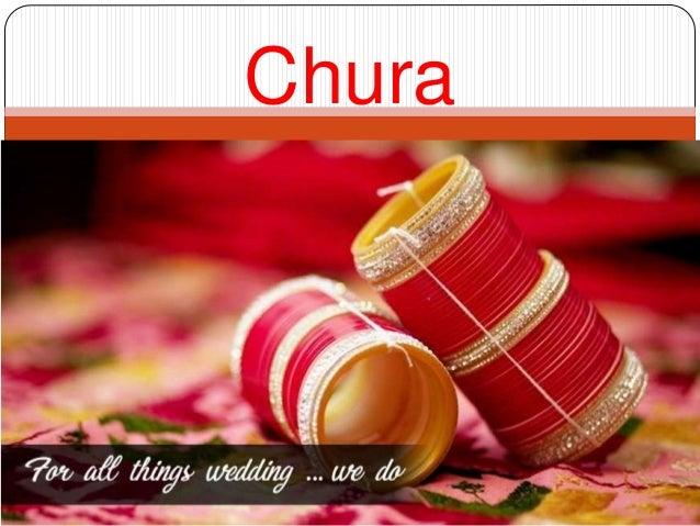Bridal chura