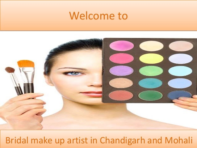 Bridal makeup artist in chandigarh