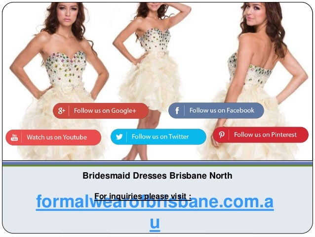 Cocktail dresses brisbane north