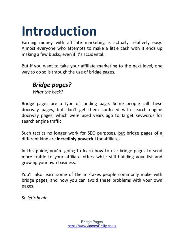 Bridge Pages Slide 3