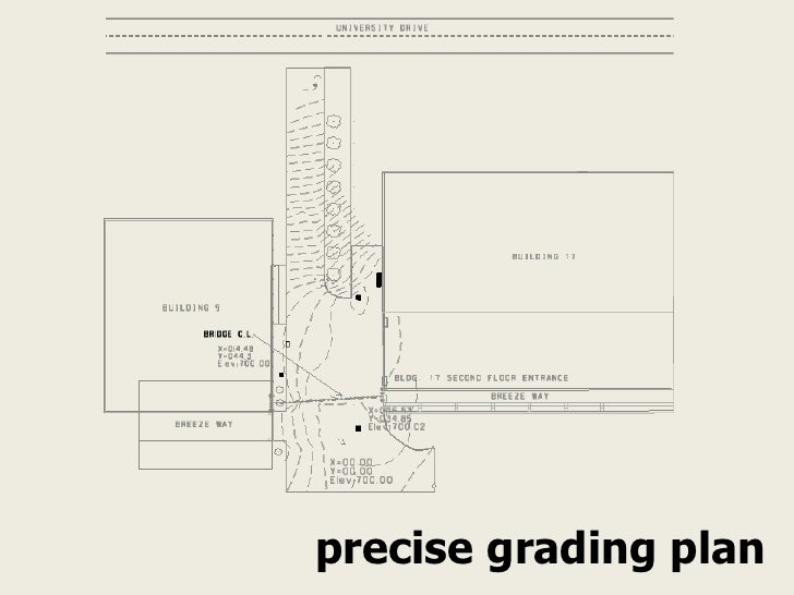 Floor Elevation Survey Equipment : Design of pedestrian bridge