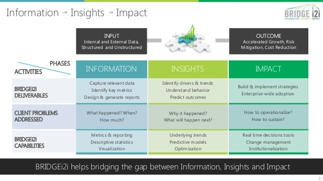 BRIDGEi2i Analytics Solutions - B2C Customer Intelligence Slide 3