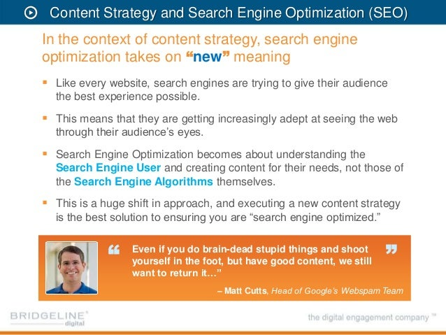 how to develop seo content
