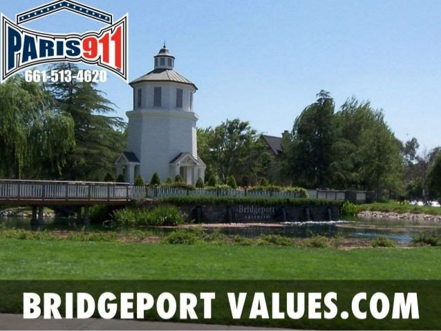 Bridgeport Values in Valencia California a Local Community of Homes