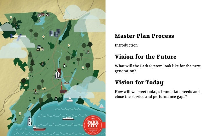 Master Plan ProcessIntroductionVision for the FutureWhat will the Park System look like for the nextgeneration?Vision for ...