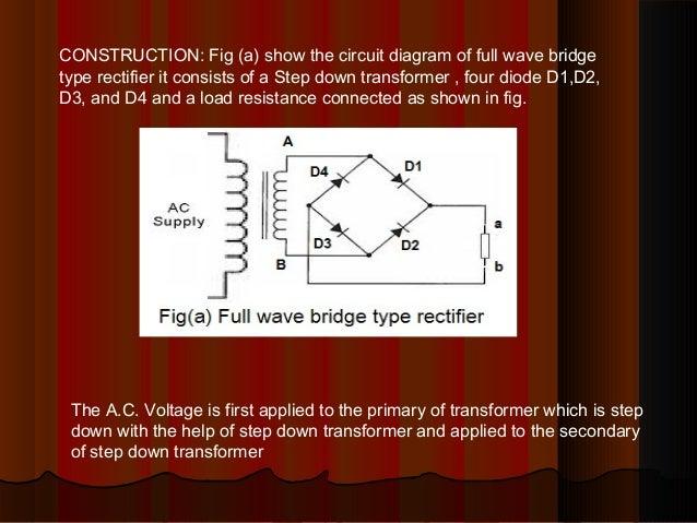 bridge rectifier. Black Bedroom Furniture Sets. Home Design Ideas