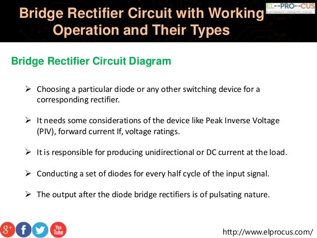 bridge rectifier circuit with working operation and their. Black Bedroom Furniture Sets. Home Design Ideas