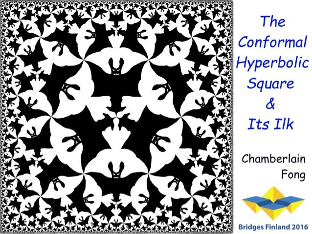 The Conformal Hyperbolic Square and Its Ilk