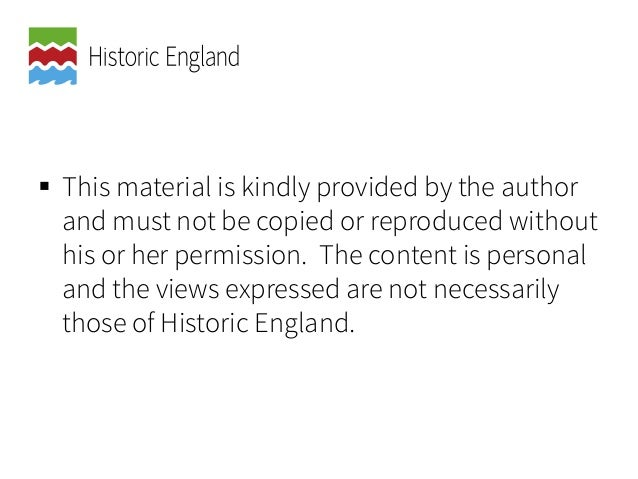 This material is kindly provided by the author and must not be copied or reproduced without his or her permission. The c...
