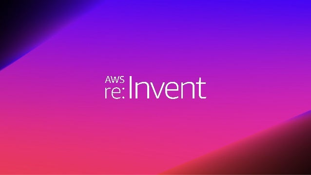 © 2018, Amazon Web Services, Inc. or its affiliates. All rights reserved. Bridging the Gap Between Real Time/Offline and A...