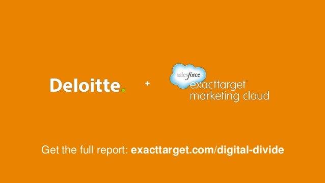 CMO Report: Bridging the Digital Divide Webinar
