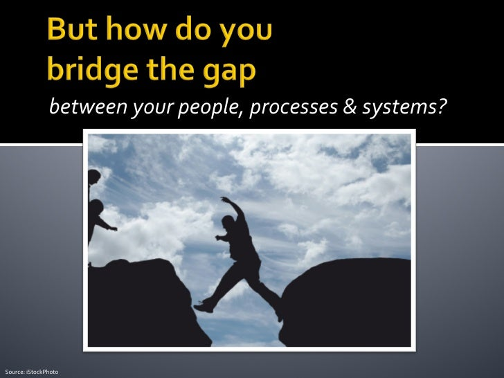 Bridging The Gap Managing Safety Management System People