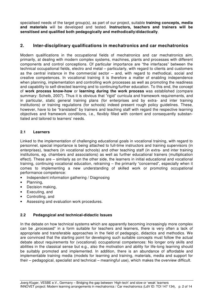 dealing with low and high achievements in teaching education essay The effects of teacher-student relationships: social and academic outcomes of low-income middle and high school students emily gallagher teachers play an important role in the trajectory of students throughout the formal schooling experience (baker, grant, & morlock, 2008.