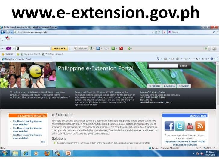 www.e-extension.gov.ph/elearning