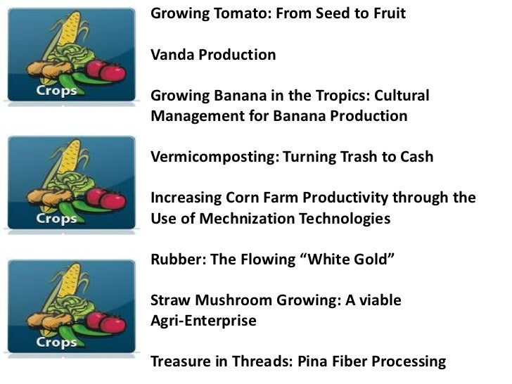 Essentials of PigProductionGrow Pigs, be anEntrepreneur! ProfitabilityAnalysis of a PigEntrepriseBuild Assets ThroughGoats...