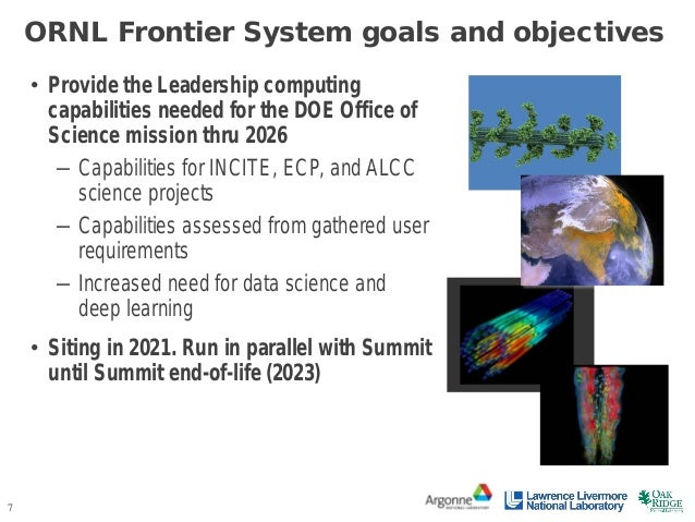 CORAL-2 Exascale Computing RFP and Draft Technical Requirements