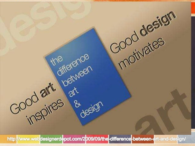 What Is Art And Design : Art