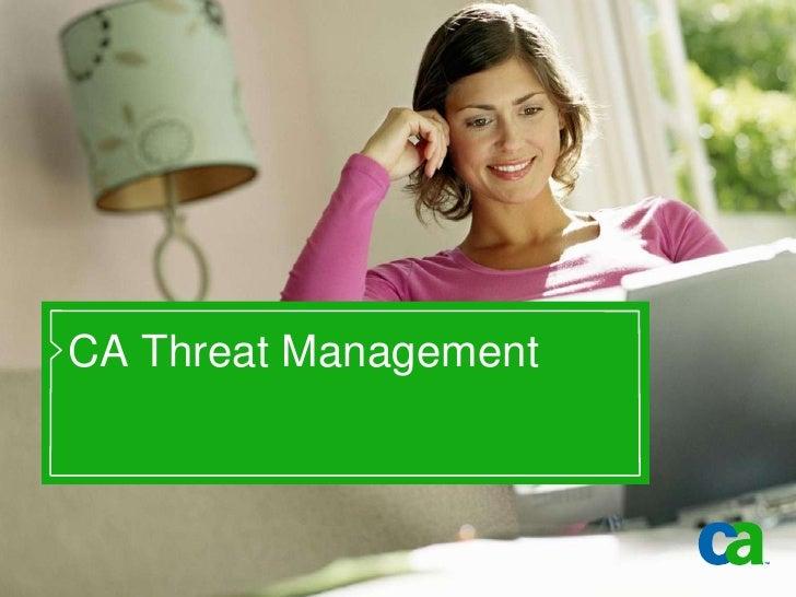 CA Threat Management