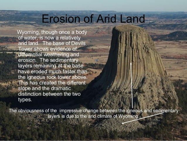 Devils Tower Wy >> Brief Geography of Devils Tower