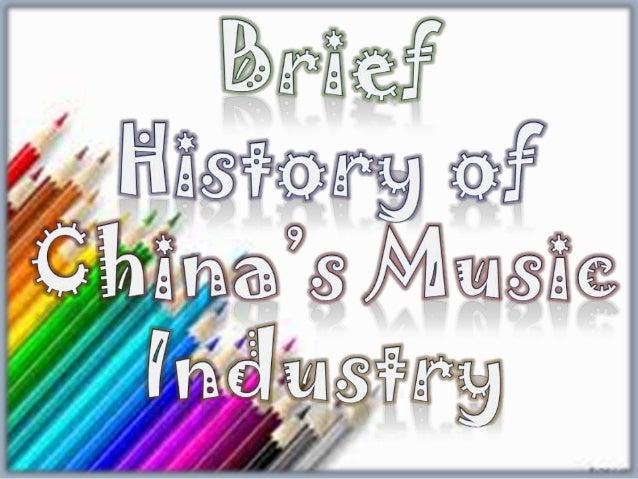Brief history of china ...