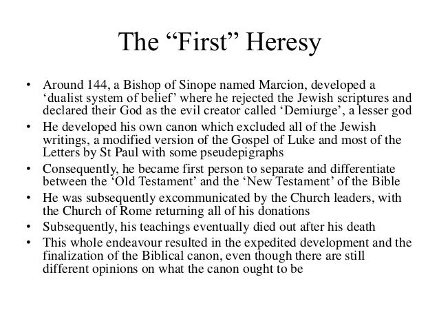 a biography of marcion of sinope an early christian leader They were written late in history and rejected by everyone who knew the   clement was allegedly writing to another christian leader named theodore   used by marcion, the infamous heretic and one-time bishop of sinope.