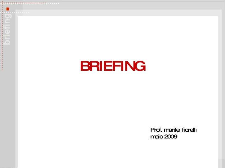 Briefing - (para web design)