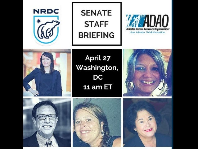 Linda Reinstein: Asbestos Disease Awareness Organization (ADAO) 11th