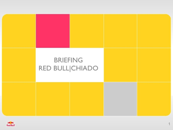 BRIEFING RED BULL|CHIADO                       1