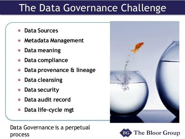 The model enterprise a blueprint for enterprise data governance perpetual process 26 malvernweather Image collections