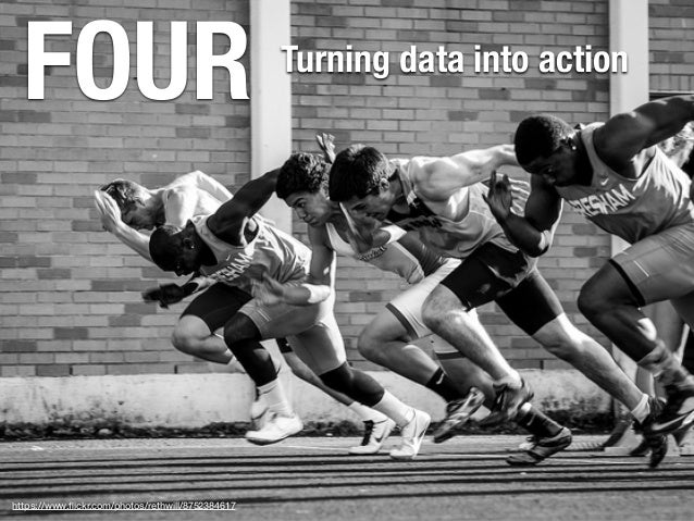 Evolution of data tools Gathering data Audience Visual Analytics Tableau Spotfire Qlikview Enterprise platform Dashboards ...