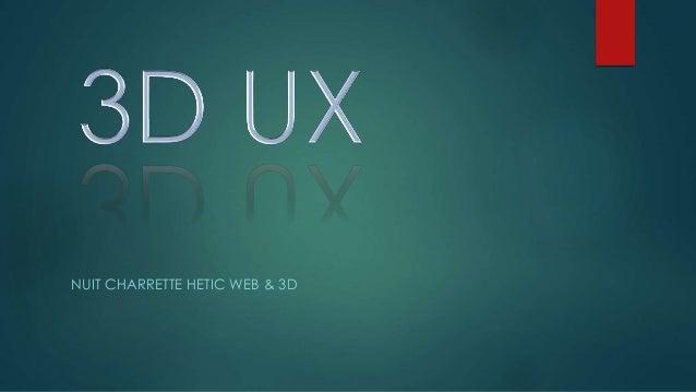 NUIT CHARRETTE HETIC WEB & 3D