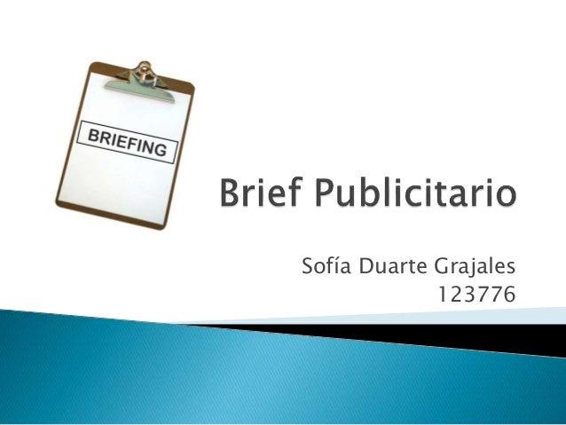 Sofía Duarte Grajales  123776