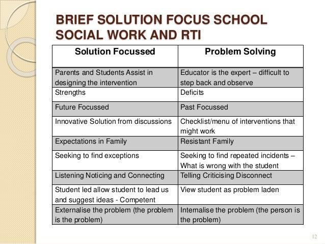 brief solution focused therapy u2014 florida assn of school social