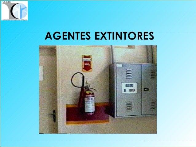 33 AGENTES EXTINTORES