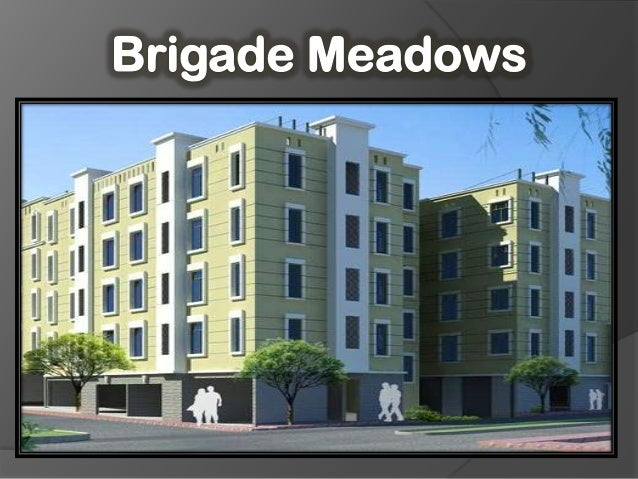 Brigade Meadows is a top notch real estate residential project recently launched by one of the leading real estate develop...