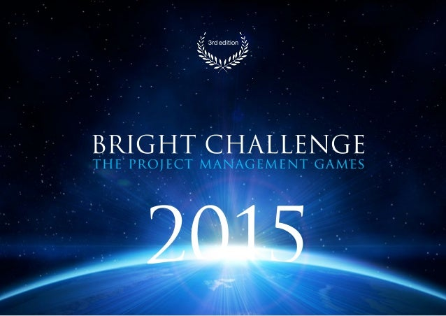 1 www.bright-challenge.com 3rd edition