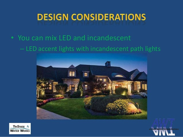 brighten your future with led landscape lighting