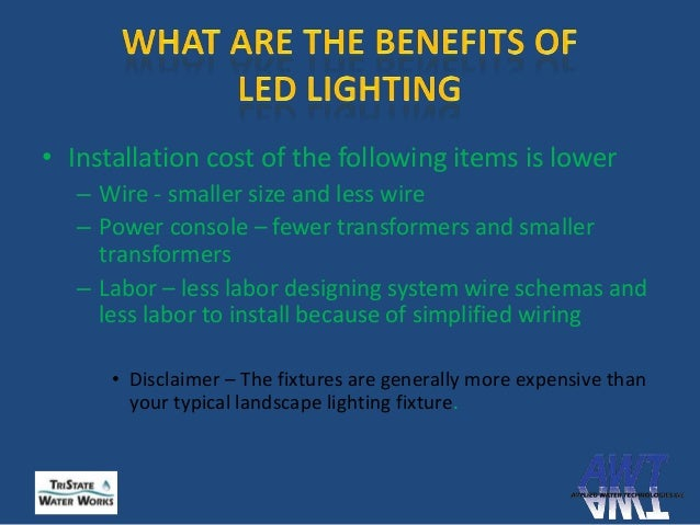 Cool Brighten Your Future With Led Landscape Lighting Wiring 101 Photwellnesstrialsorg