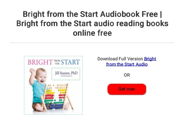 start bright from book the