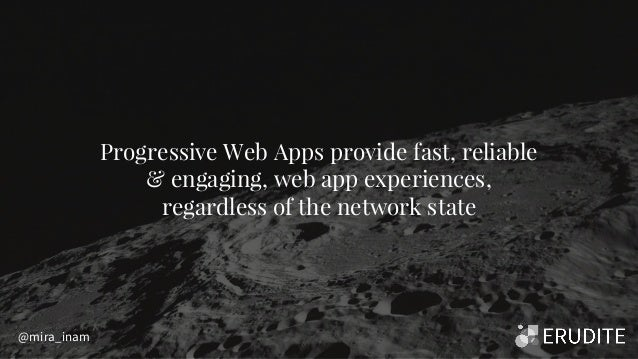 Miracle Inameti-Archibong - We made our website a progressive web app and why you should too Slide 3