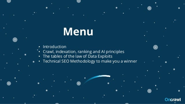 BrightonSEO - How to deal with Rankbrain and IA in SEO?  Slide 3