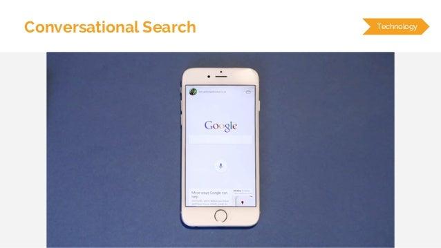 Conversational Search Technology; 22.
