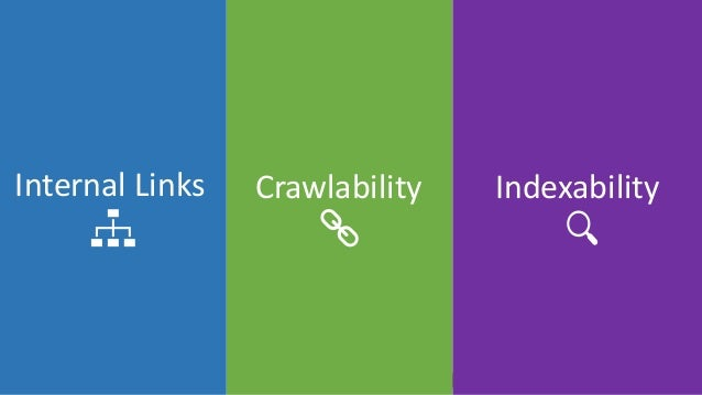@Adoublegent brightonSEO CrawlabilityInternal Links Indexability