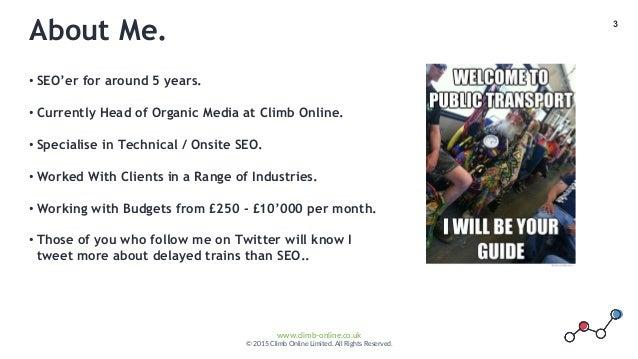 Do CTR's Really Affect Organic Rankings? Slide 3