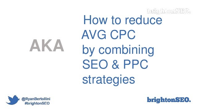How to Extend Your Client's Ad Reach - Brighton seo april2018_final Slide 2