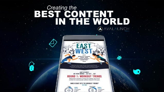 How to create the best content in the world Slide 2